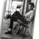 "Clint Eastwood  8""x12"" (20cm/30cm) Canvas Print"
