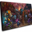 "Heroes Of The Storm  12""x16"" (30cm/40cm) Canvas Print"