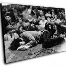 """Jim Morrison  8""""x12"""" (20cm/30cm) Canvas Print"""