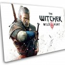 "The Witcher 3 Wild Hunt Game 12""x16"" (30cm/40cm) Canvas Print"