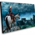 """The Witcher 3 Wild Hunt Hearts of Stone Game 12""""x16"""" (30cm/40cm) Canvas Print"""
