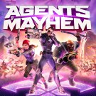 "Agents of Mayhem Game 13""x19"" (32cm/49cm) Poster"