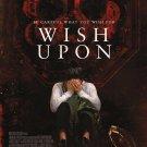 "Wish Upon 2017 Movie  18""x28"" (45cm/70cm) Poster"