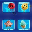 "The Emoji Movie  18""x28"" (45cm/70cm) Poster"