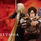 "Castlevania Netflix Series  18""x28"" (45cm/70cm) Poster"