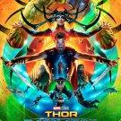 "Thor  Ragnarok   13""x19"" (32cm/49cm) Poster"