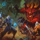 "Diablo 3  Necromancer Game  18""x28"" (45cm/70cm) Poster"