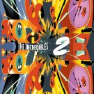"""The Incredibles 2 Movie   13""""x19"""" (32cm/49cm) Poster"""