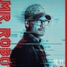 """Mr. Robot Season 3  13""""x19"""" (32cm/49cm) Poster"""