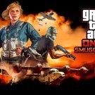 "GTA Online Smuggler's Run   18""x28"" (45cm/70cm) Poster"