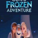 """Olaf's Frozen Adventure    13""""x19"""" (32cm/49cm) Poster"""
