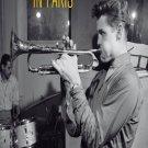 """Chet Baker   13""""x19"""" (32cm/49cm) Polyester Fabric Poster"""