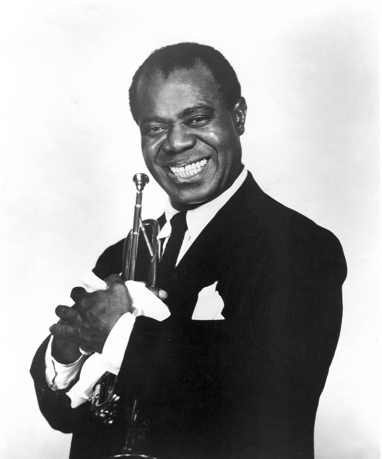 """Louis Armstrong  18""""x28"""" (45cm/70cm) Poster"""