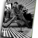 "Chuck Berry 12""x16"" (30cm/40cm) Canvas Print"