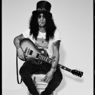 "Slash Guns N' Roses  13""x19"" (32cm/49cm) Polyester Fabric Poster"