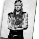 """Axl Rose  Guns N' Roses   12""""x16"""" (30cm/40cm) Canvas Print"""
