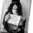 """Slash Guns N' Roses   12""""x16"""" (30cm/40cm) Canvas Print"""