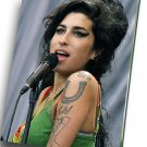 "Amy Winehouse   8""x12"" (20cm/30cm) Canvas Print"