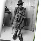 "John Lee Hooker  12""x16"" (30cm/40cm) Canvas Print"