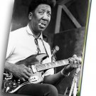 "Muddy Waters   8""x12"" (20cm/30cm) Canvas Print"