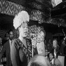 "Ella Fitzgerald  13""x19"" (32cm/49cm) Polyester Fabric Poster"