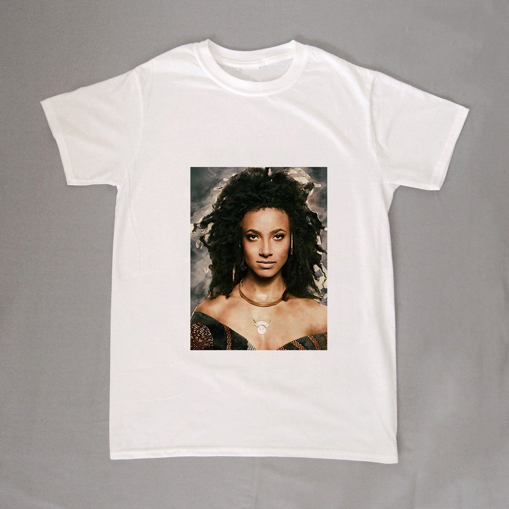 Esperanza Spalding  Woman T-Shirt (Available in XS/S/M/L/XL)