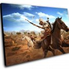 "Assassin's Creed Origins Game  12""x16"" (30cm/40cm) Canvas Print"
