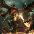 """Middle Earth Shadow of War 18""""x28"""" (45cm/70cm) Poster"""