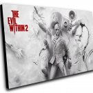 "The Evil Within 2 8""x12"" (20cm/30cm) Canvas Print"