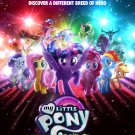 """My Little Pony Movie 13""""x19"""" (32cm/49cm) Polyester Fabric Poster"""