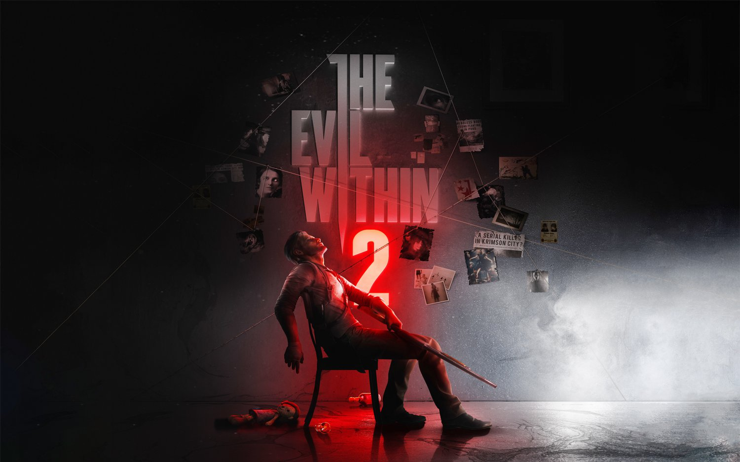 "The Evil Within 2 Game   18""x28"" (45cm/70cm) Poster"