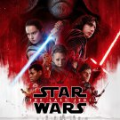 "Star Wars The Last Jedi   13""x19"" (32cm/49cm) Polyester Fabric Poster"