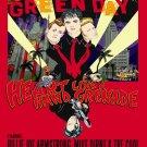 """Green Day  18""""x28"""" (45cm/70cm) Poster"""