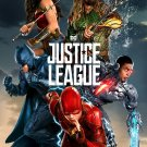 """Justice League   13""""x19"""" (32cm/49cm) Polyester Fabric Poster"""