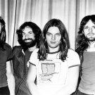 "David Gilmour Pink Floyd  18""x28"" (45cm/70cm) Canvas Print"