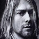 "Kurt Cobain  18""x28"" (45cm/70cm) Poster"
