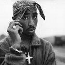 "Tupac Shakur 2Pac  13""x19"" (32cm/49cm) Polyester Fabric Poster"
