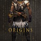 "Assassin's Creed Origins   13""x19"" (32cm/49cm) Polyester Fabric Poster"