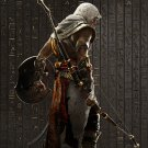 "Assassin's Creed Origins  18""x28"" (45cm/70cm) Canvas Print"