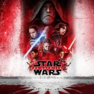 "Star Wars The Last Jedi  18""x28"" (45cm/70cm) Canvas Print"
