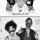 "Ayo & Teo  Rolex  13""x19"" (32cm/49cm) Polyester Fabric Poster"