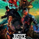 "Justice League  13""x19"" (32cm/49cm) Poster"