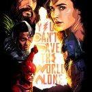 """Justice League  18""""x28"""" (45cm/70cm) Poster"""