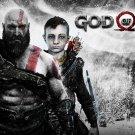 "God of War 2018  Game 13""x19"" (32cm/49cm) Poster"