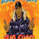 """BIG SHAQ  MANS NOT HOT  13""""x19"""" (32cm/49cm) Poster"""