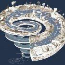 "World Evolution Geology Chart  18""x28"" (45cm/70cm) Poster"