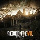 "Resident Evil 7 Biohazard   18""x28"" (45cm/70cm) Poster"