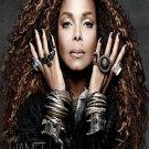 "Janet Jackson  13""x19"" (32cm/49cm) Poster"