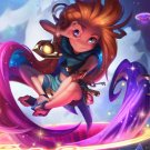 "Zoe League of Legends Game  13""x19"" (32cm/49cm) Poster"