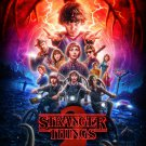 "Stranger Things Season 2   18""x28"" (45cm/70cm) Canvas Print"